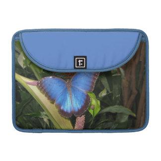 Blue Morpho Peleides Sleeve For MacBook Pro