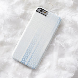 Blue Mosaic Tiles Barely There iPhone 6 Case