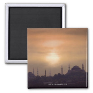 Blue Mosque and Hagia Sophia Turkey, Istanbul Magnet