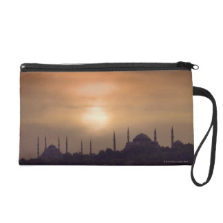 Blue Mosque and Hagia Sophia Turkey, Istanbul Wristlet