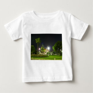 Blue Mosque At  Night. Baby T-Shirt