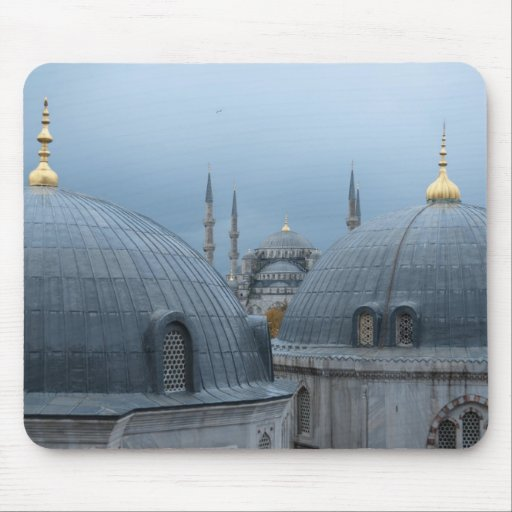 Blue Mosque in Istanbul Mousepad