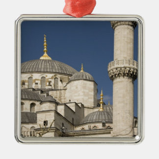 Blue Mosque, Istanbul, Turkey Christmas Ornament