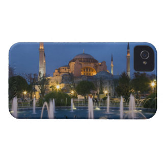 Blue mosque, Istanbul, Turkey iPhone 4 Cases