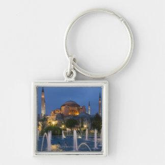 Blue mosque, Istanbul, Turkey Key Ring
