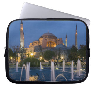Blue mosque, Istanbul, Turkey Laptop Sleeve