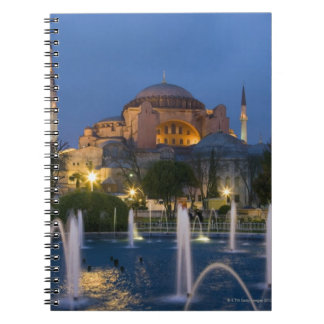 Blue mosque, Istanbul, Turkey Notebooks