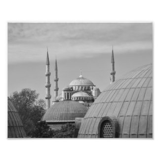 Blue Mosque, Istanbul, Turkey Photo Print
