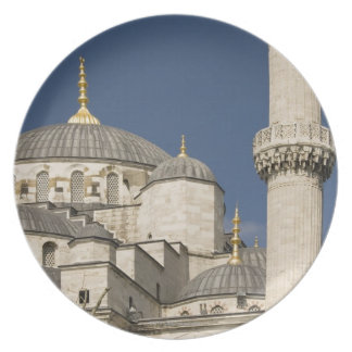 Blue Mosque, Istanbul, Turkey Plate