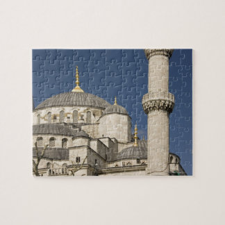 Blue Mosque, Istanbul, Turkey Puzzle