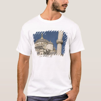 Blue Mosque, Istanbul, Turkey T-Shirt