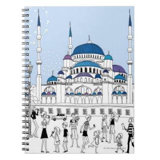 Blue Mosque Notebooks