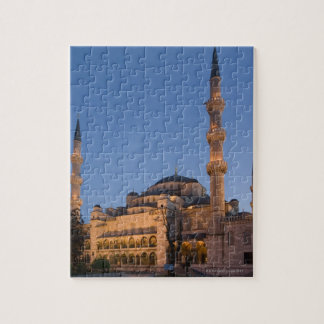Blue Mosque, Sultanhamet Area, Istanbul, Turkey 2 Jigsaw Puzzle