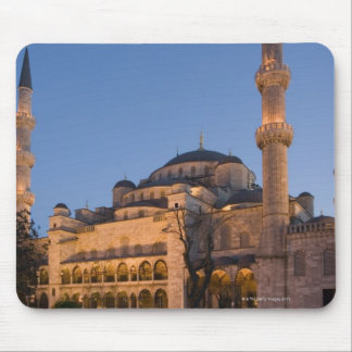 Blue Mosque, Sultanhamet Area, Istanbul, Turkey 2 Mouse Mat