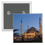 Blue Mosque, Sultanhamet Area, Istanbul, Turkey Buttons