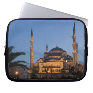 Blue Mosque, Sultanhamet Area, Istanbul, Turkey Laptop Sleeve