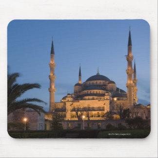Blue Mosque, Sultanhamet Area, Istanbul, Turkey Mouse Mat