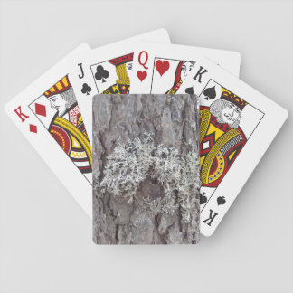 blue moss playing cards