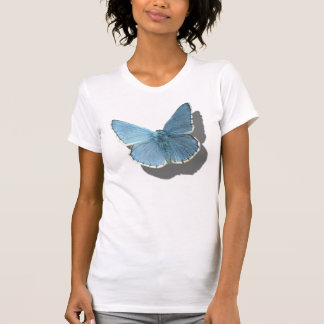blue moth.psd t shirt