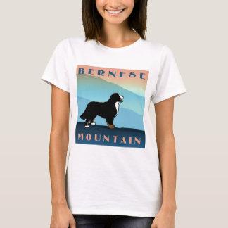 Blue Mountain Bernese Dog T-Shirt