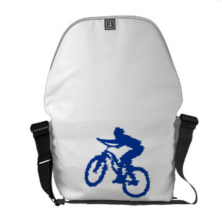 Blue Mountain Bike Commuter Bag