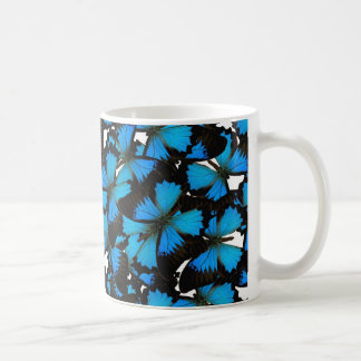 Blue Mountain Swallowtail Coffee Mug