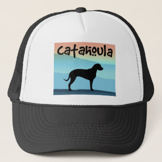 Blue Mountains Catahoula Trucker Hat