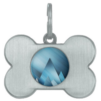 Blue Mountains.jpg Pet ID Tag