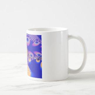 Blue Music Coffee Mugs