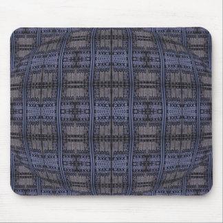 blue mystic doors mouse mat
