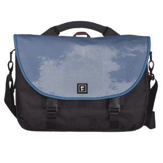 Blue Mystic Grunge Laptop Computer Bag