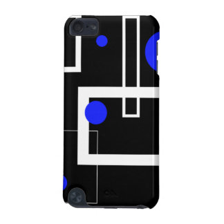 Blue 'n' White iPod Touch 5G Cases