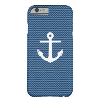 Blue Nautical Iphone Case
