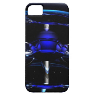 Blue Neon iPhone cover iPhone 5 Cases