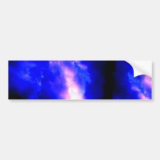 Blue Night Bumper Stickers