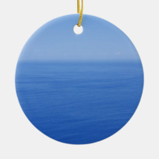 Blue Ocean Christmas Ornament