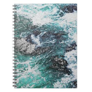 Blue Ocean Note Book