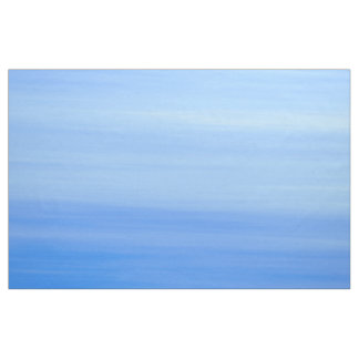 Blue ocean waves with soft shades of blue fabric