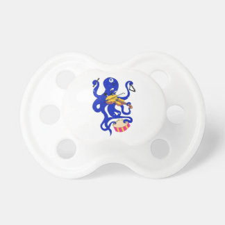 blue octopus playing multiple percussion.png pacifier