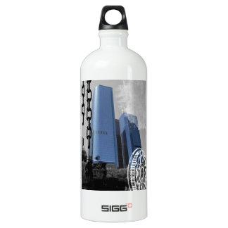 Blue Office Buildings SIGG Traveller 1.0L Water Bottle