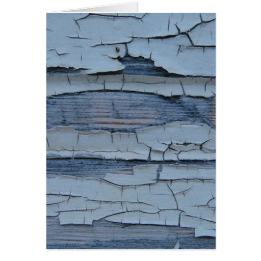 Blue old wood wall effect cards