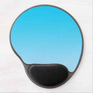 """Blue Ombre"" Gel Mouse Pad"