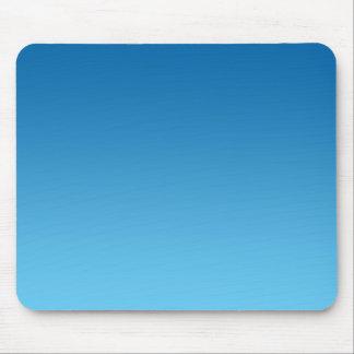 """Blue Ombre"" Mouse Pad"