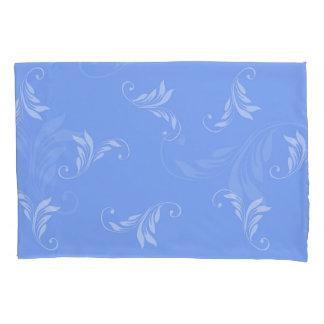 Blue on Blue Pillowcase