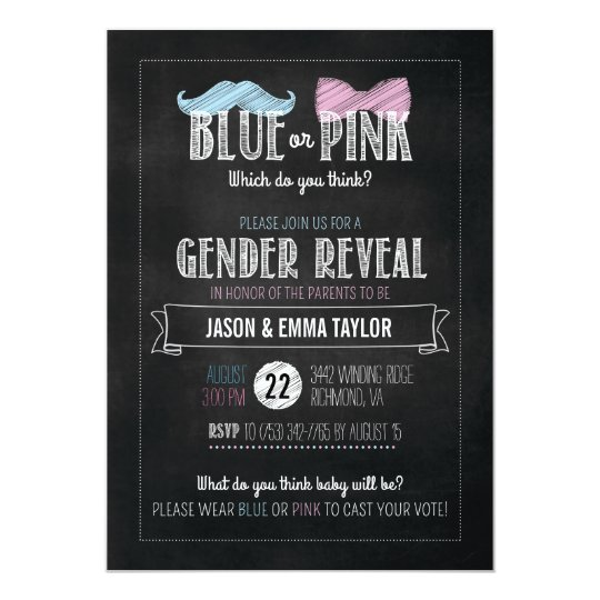 Blue or Pink Which Do You Think? Gender