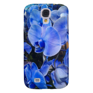 Blue Orchid Barely There Case For HTC Vivid 4G Galaxy S4 Case