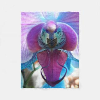 Blue Orchid Fleecedecke Fleece Blanket