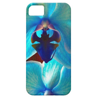 Blue Orchid iPhone 5 Case