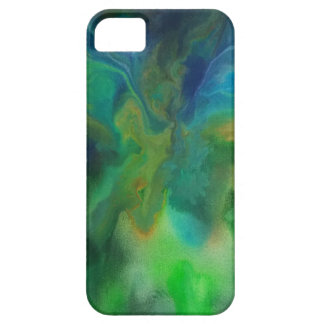 Blue Orchids iPhone 5 Cover