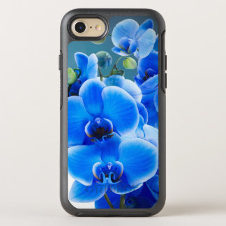 Blue Orchids OtterBox Symmetry iPhone 8/7 Case